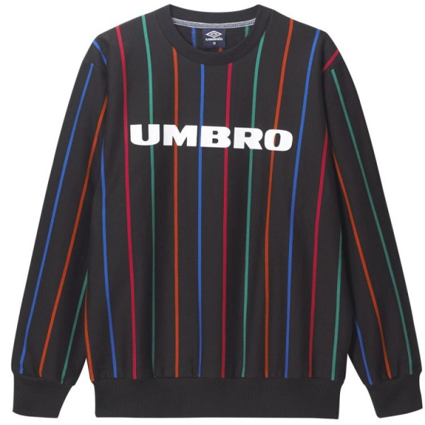 Umbro Malone Pin Stripe Sweat