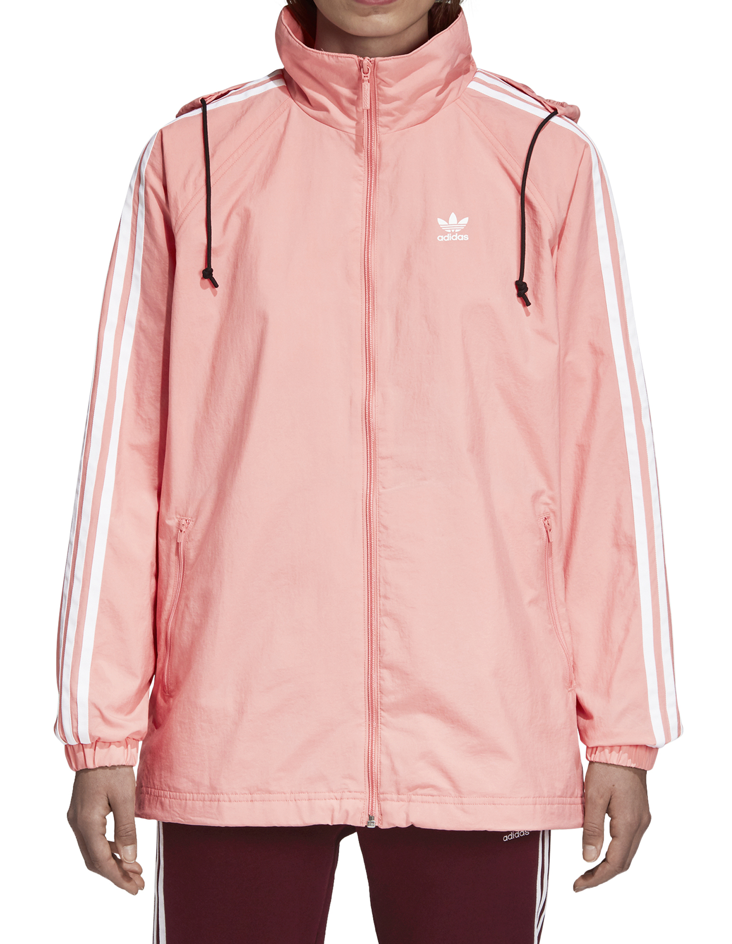 adidas Stadium Jacke tactile rose (Damen) (DH4591) ab € 61,69