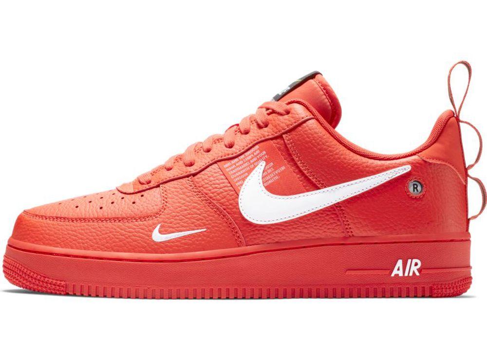 nike air max 1 sneaker herren rot