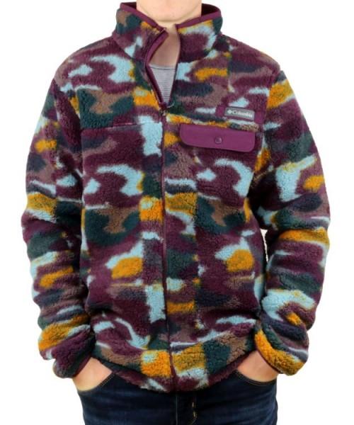 Columbia Mountain Side HW Fleece
