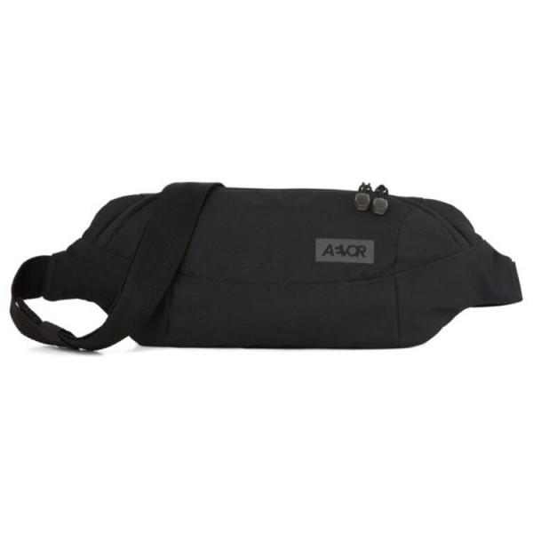Aevor Shoulder Bag - Black Eclipse