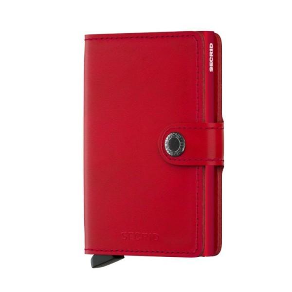Secrid Miniwallet Original Red Original Red