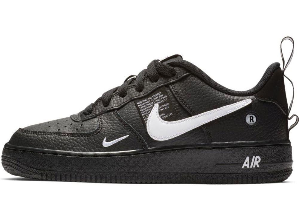 Nike Nike Air Force 1 LV8 Utility | AR1708 001 | F O R T Y T R E E | Sneaker Online Shop